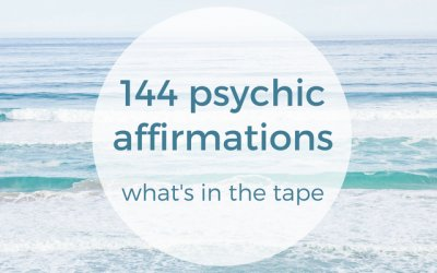 144 Psychic Affirmations