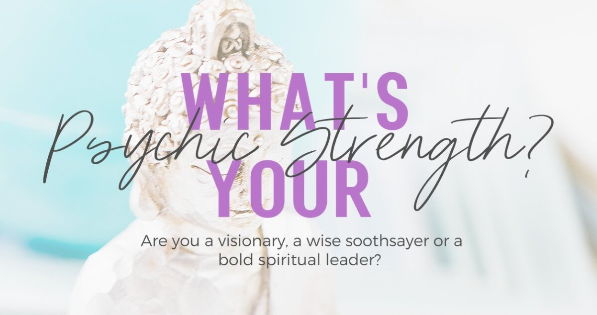 Whats your psychic strength quiz