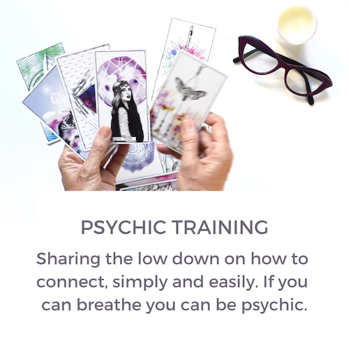 psychic training