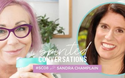 Spirited Conversations 08: Sandra Champlain