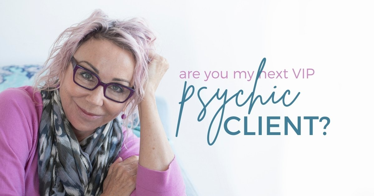 VIP psychic training Denise Litchfield