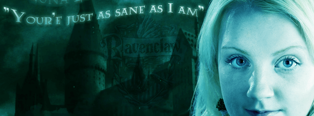 Luna Lovegood Is My Power Animal