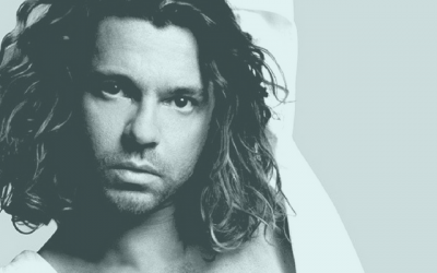 Michael Hutchence is an earthbound spirit