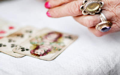 How to handle 'no' in a psychic reading