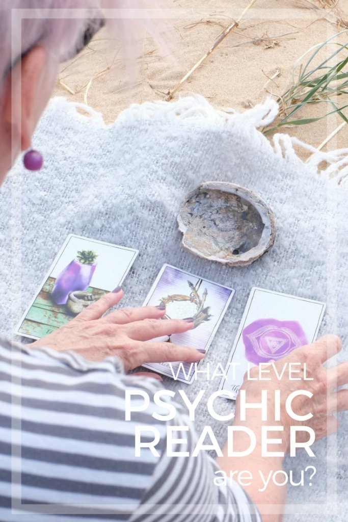 What level psychic reader are you