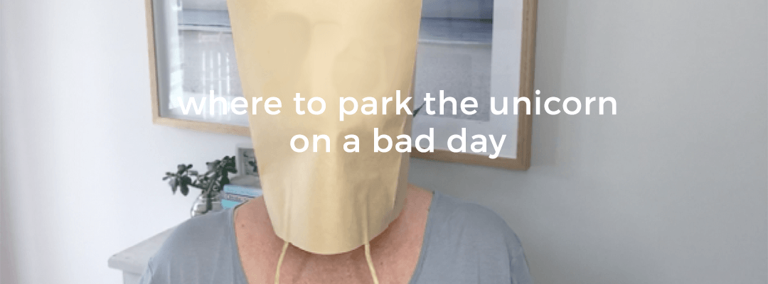 Where to park the unicorn on a bad day